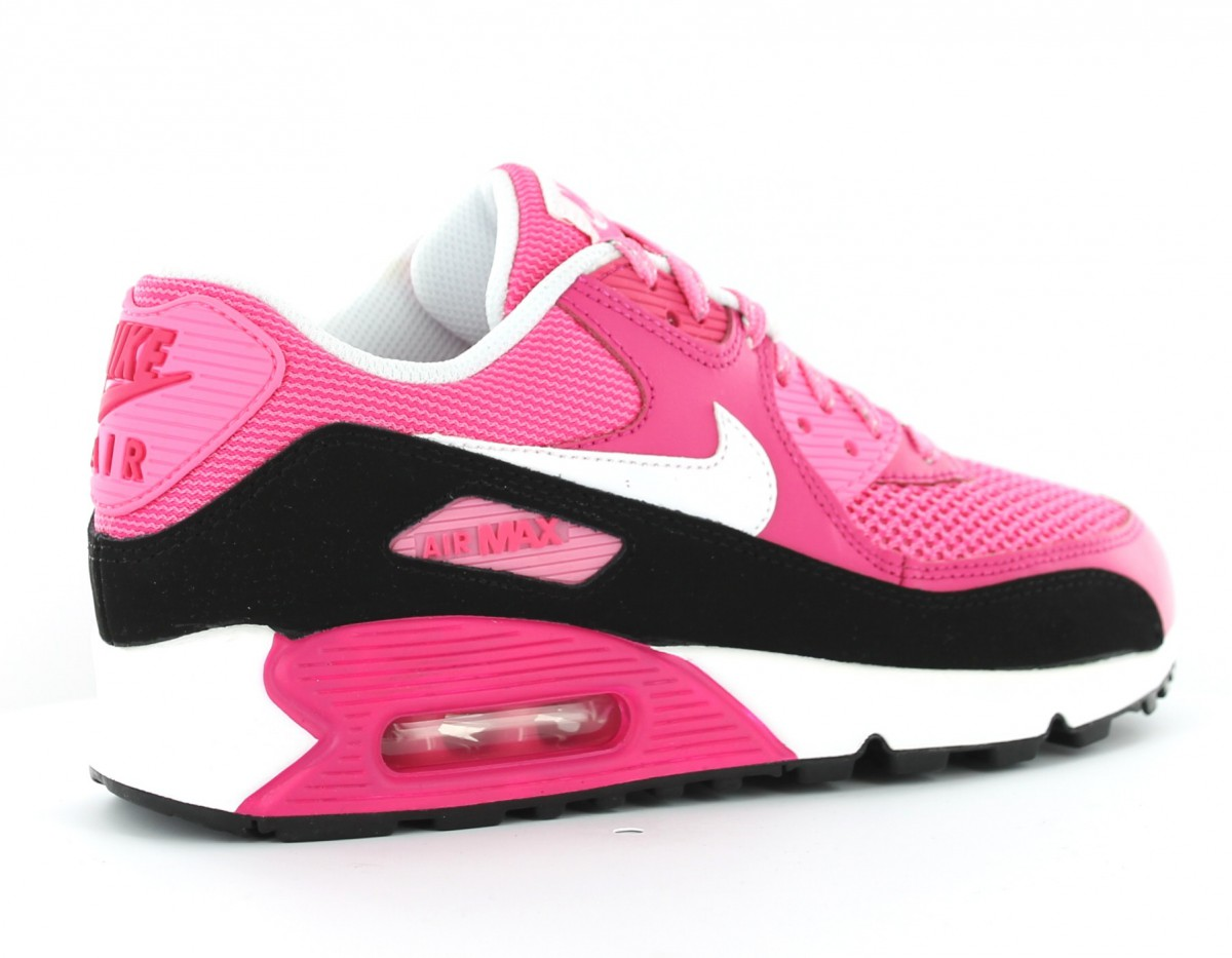 buy popular 420d6 78268 nike air max 90 rose