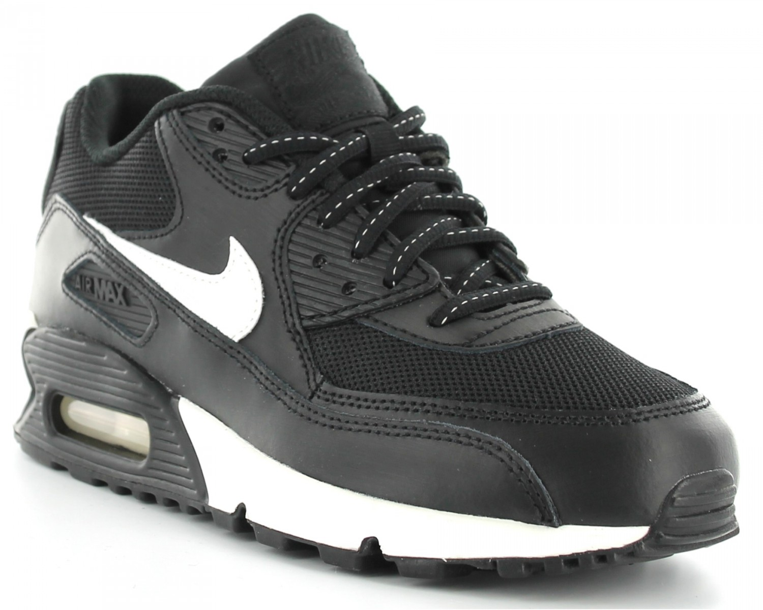 new york 4696a a1cb1 Nike air max 90 flash gs NOIR BLANC ...